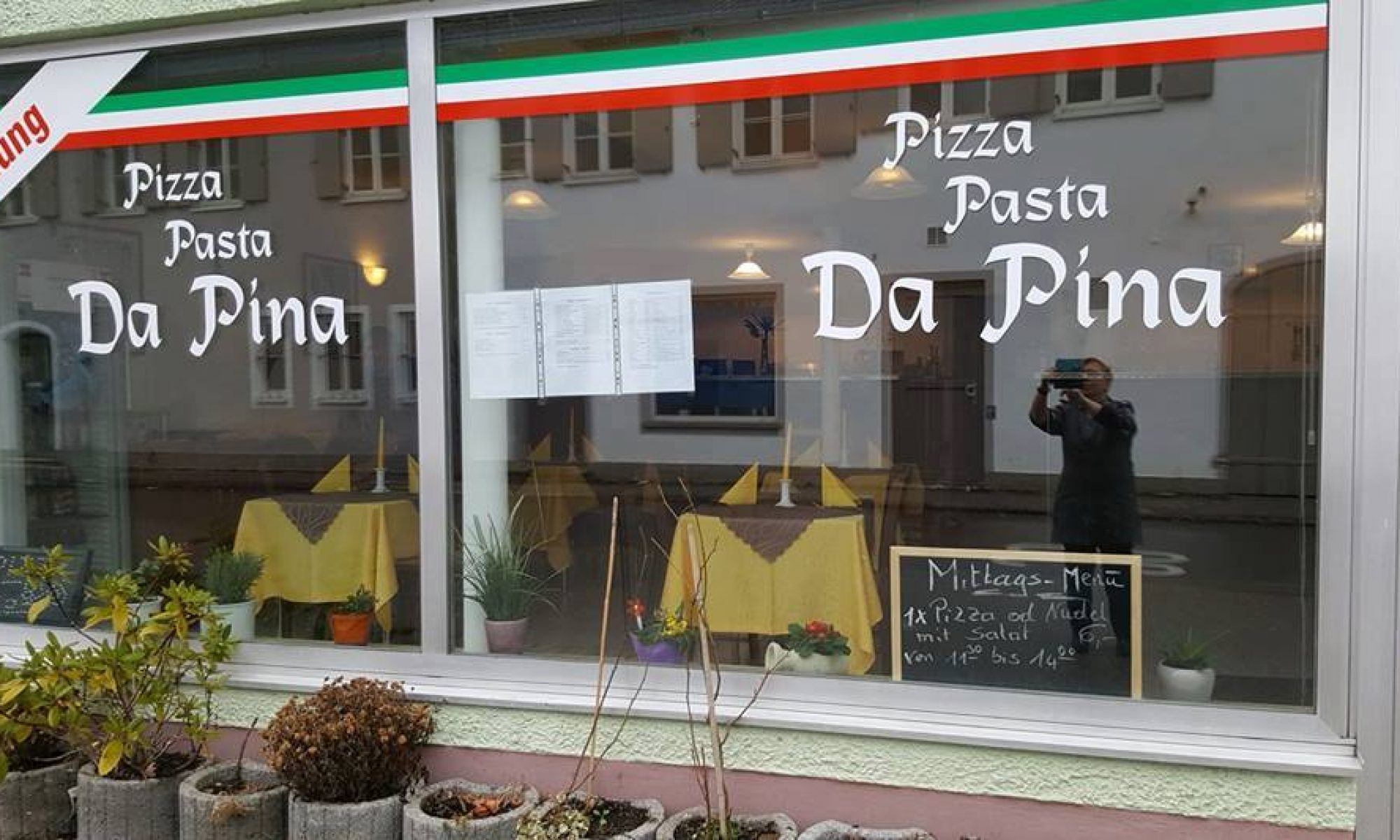 Da Pina - Pizza Pasta Schongau
